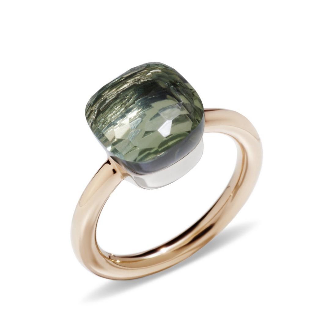 Ring Nudo Classic Prasiolith - Pomellato - A.A110/06/PA