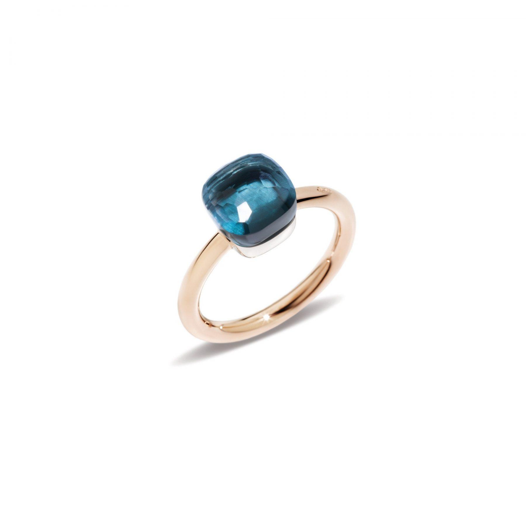 Ring Nudo Petit London Topas - Pomellato - A.B403/O6/TL
