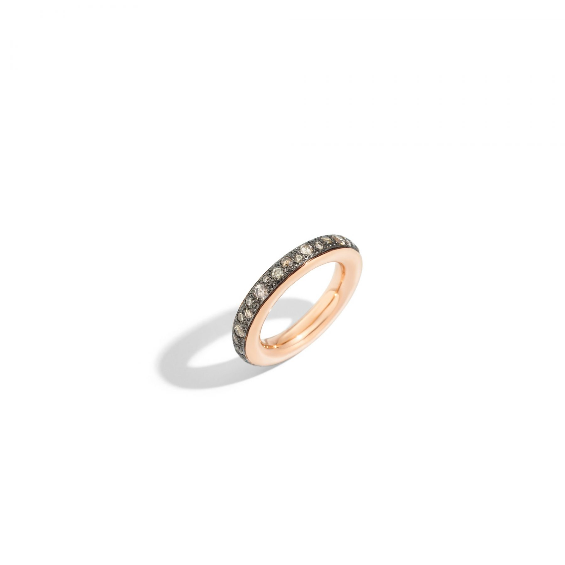 Ring Iconica Diamanten braun - Pomellato - A.B712PP/BR