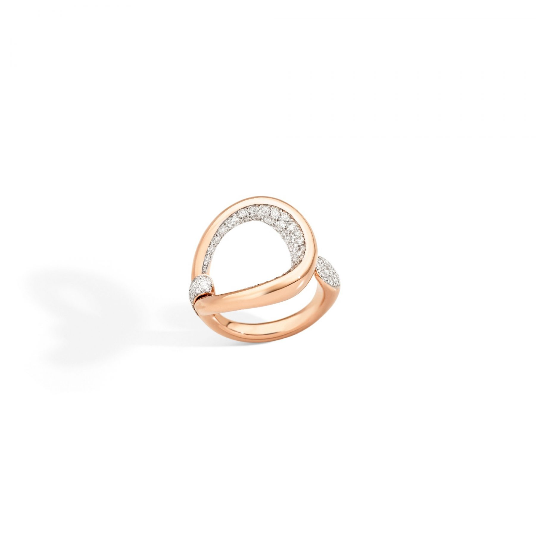 Ring Fantina Diamanten Gold - Pomellato - A.C009/B9O7