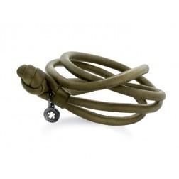 Armband Leder Olive S - Ole Lynggaard - A2512-001