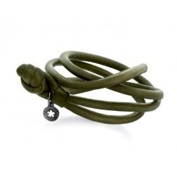 Armband Leder Moos S - Ole Lynggaard - A2519-001