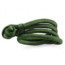Armband Seide smaragdgrün - Ole Lynggaard - A2536-003