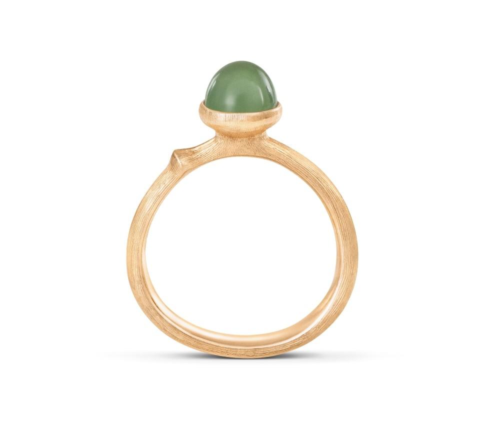 Ring Lotus no.0 Tiny Serpentin - Ole Lynggaard - A2708-409