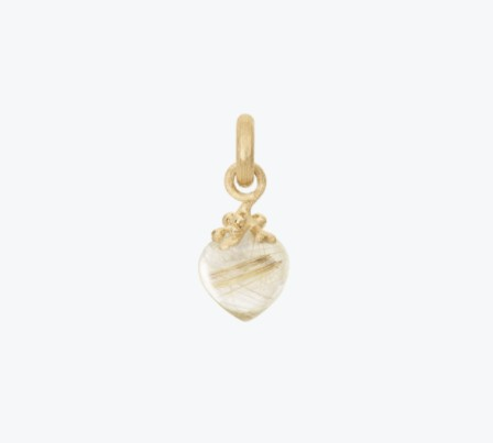 Charm Sweet Drops Rutilquarz - Ole Lynggaard - A2722-406