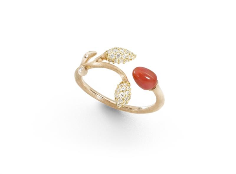 Ring Blooming 18ct Roségold - Ole Lynggaard - A2885-701