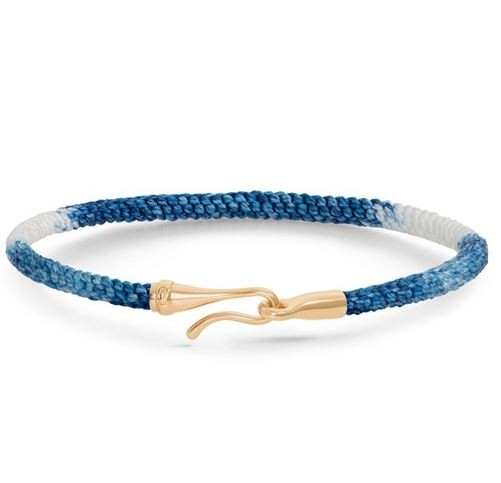 Armband Life Blue Jeans - Ole Lynggaard - A3040-401