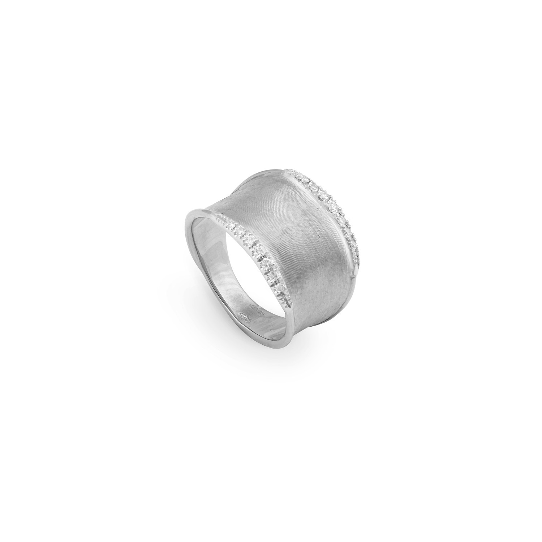 Ring Lunaria 18ct Weißgold - Marco Bicego - AB550Bwg