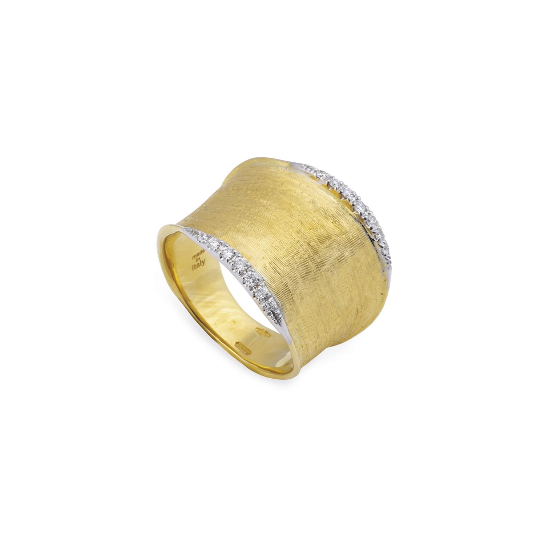 Ring Lunaria 18ct Gelbgold - Marco Bicego - AB551B