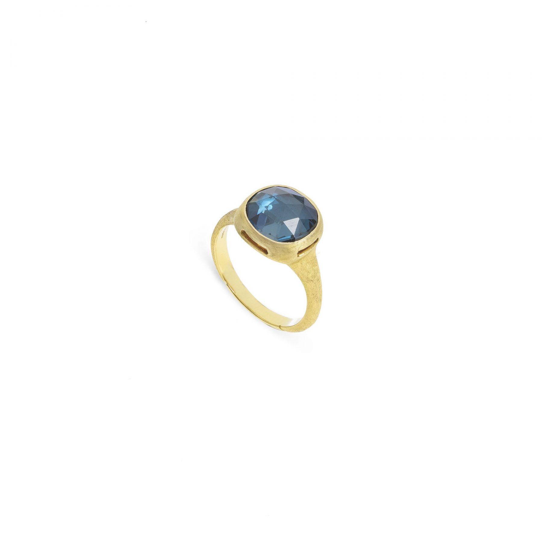Ring Jaipur London Blue Topas - Marco Bicego - AB616TPL01