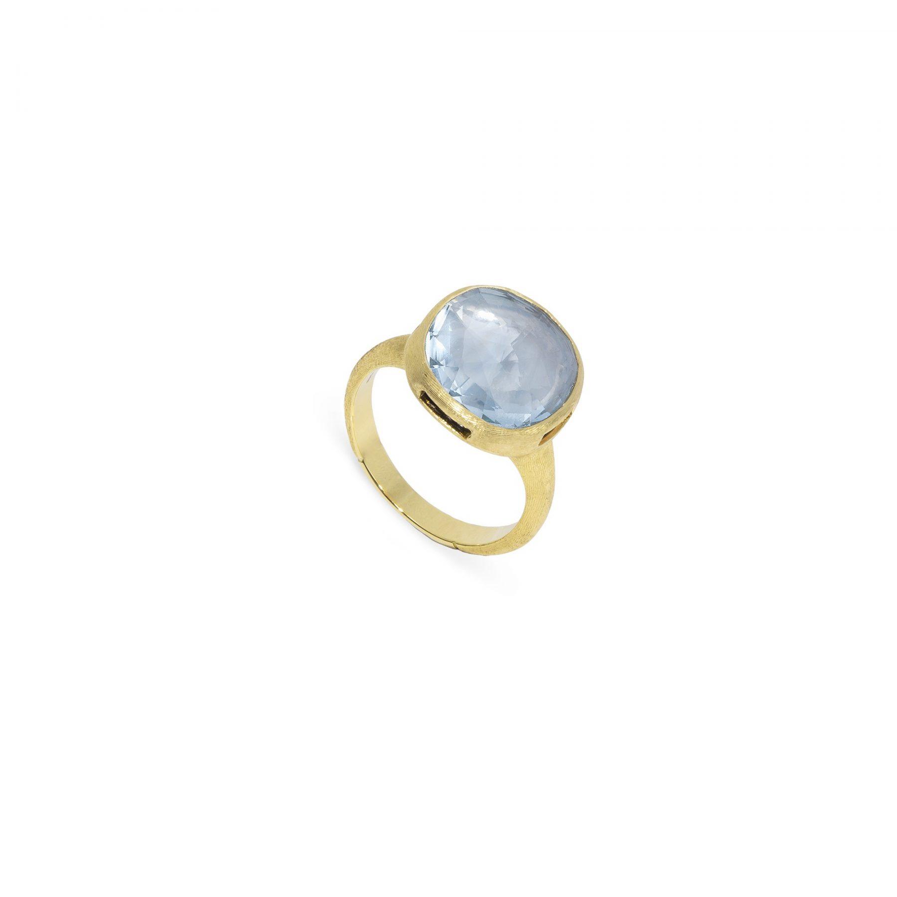 Ring Jaipur Topas blau Gold - Marco Bicego - AB617TP01