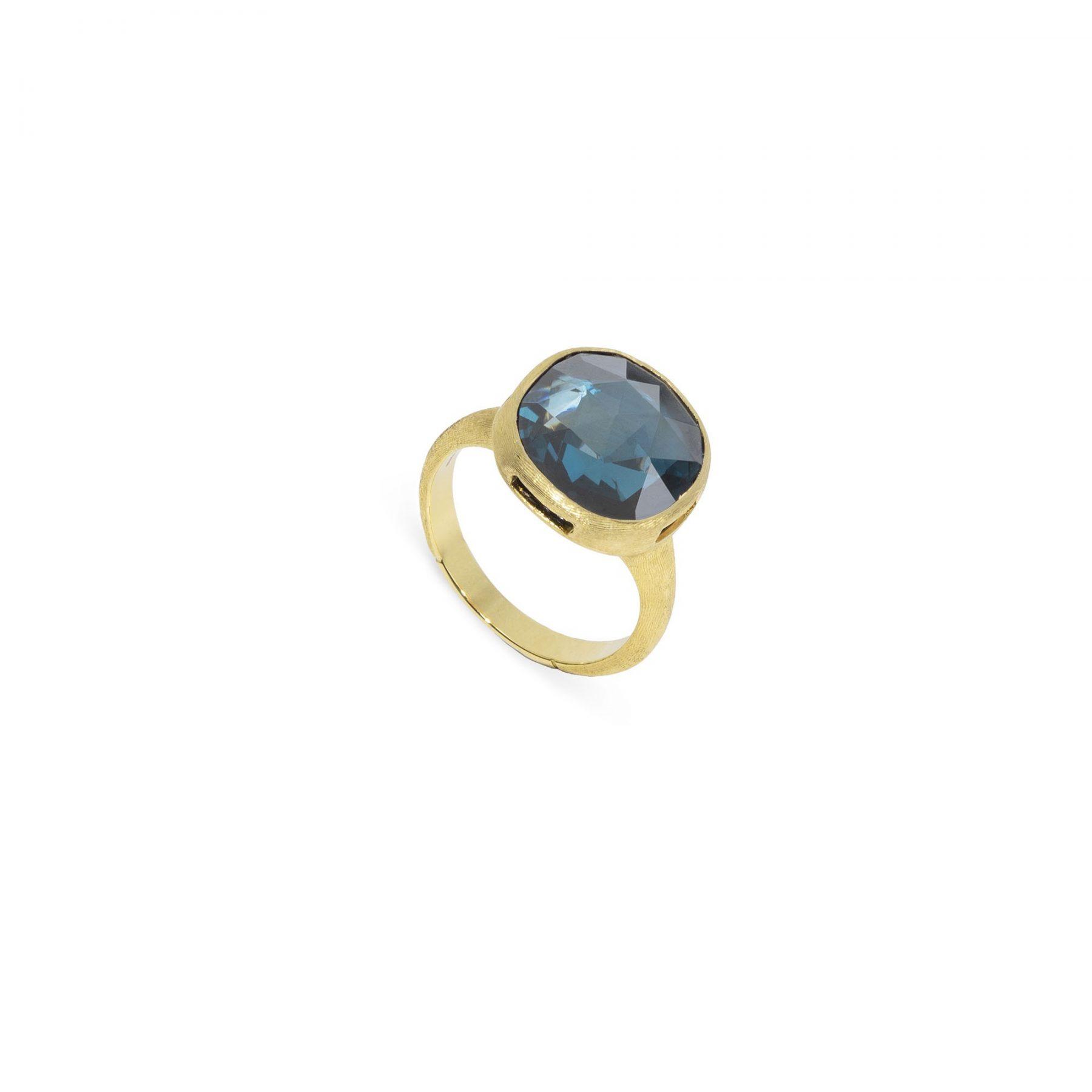Ring Jaipur Topas London Blue - Marco Bicego - AB617TPL01