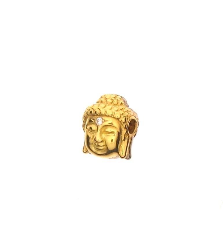 Anhänger/Schließe 18ct Gold - Individuelle Marken - B0033
