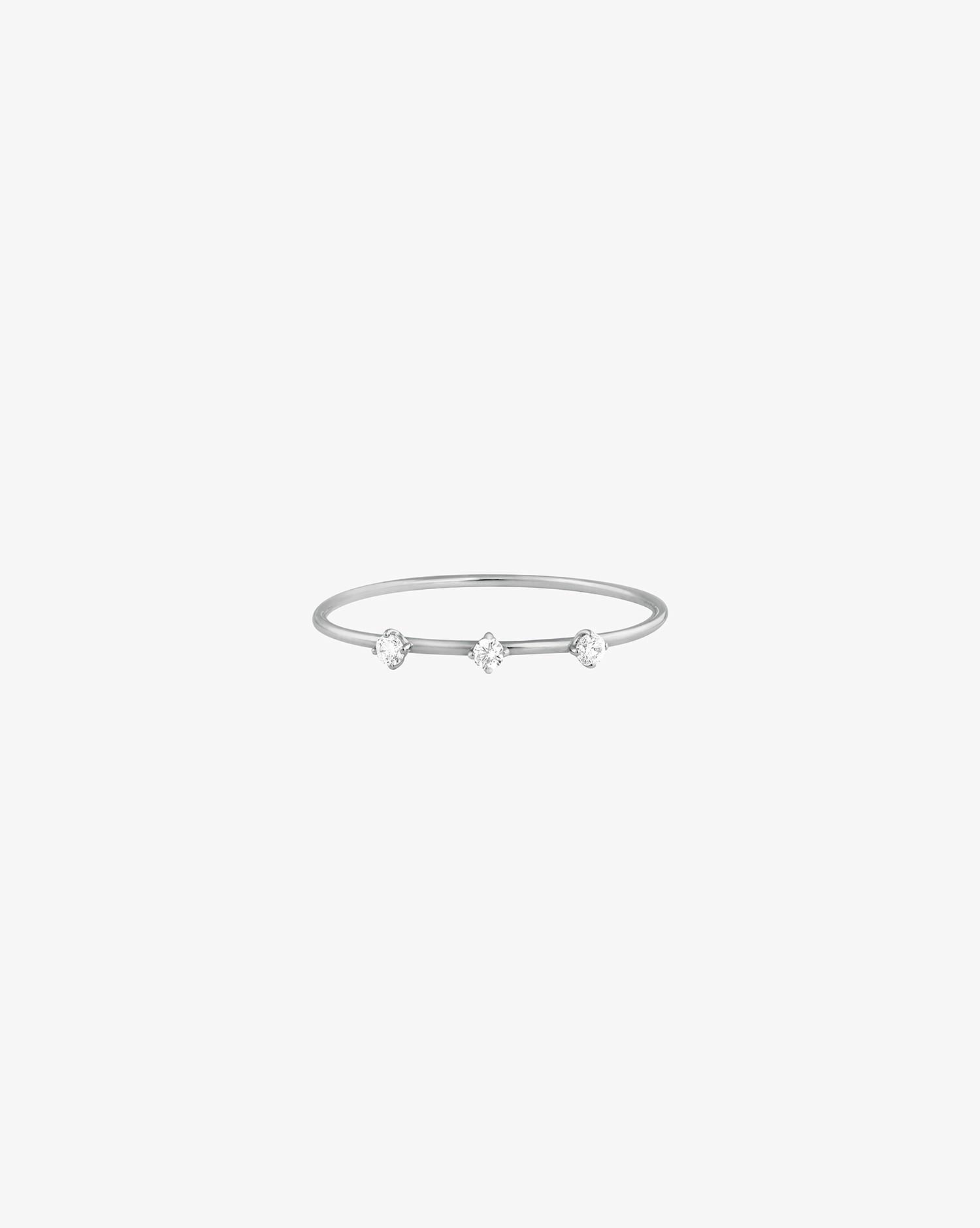 Ring Stardust Brillanten Gold - vanrycke - BS2B1-02