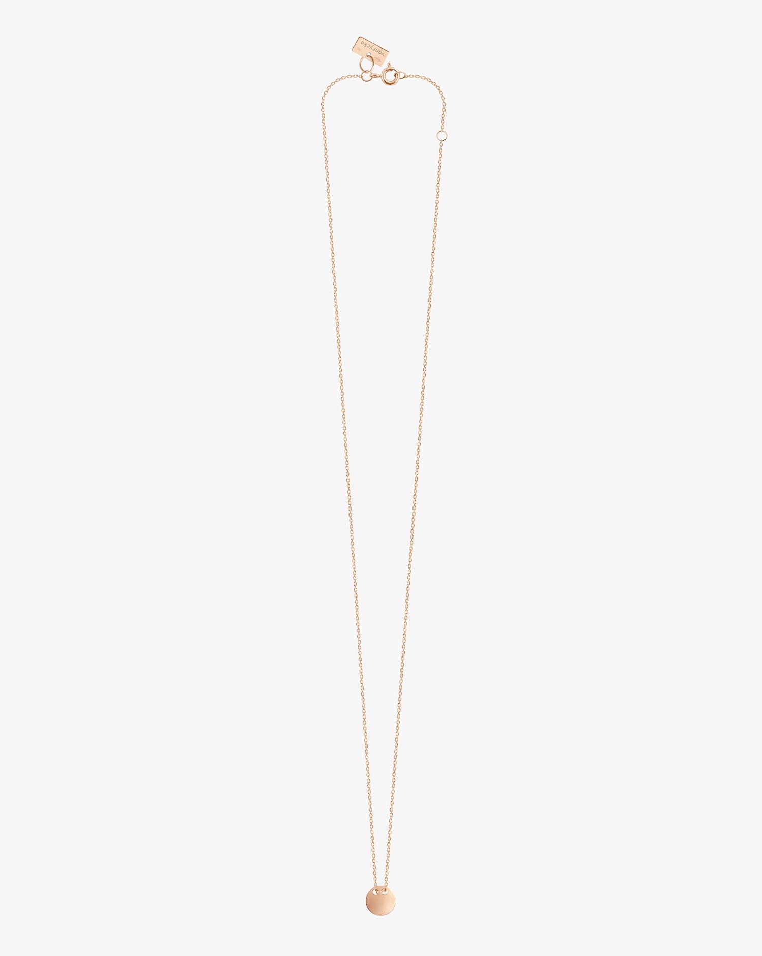 Kette Arizona Dream 18ct Gold - vanrycke - CA3R0-01