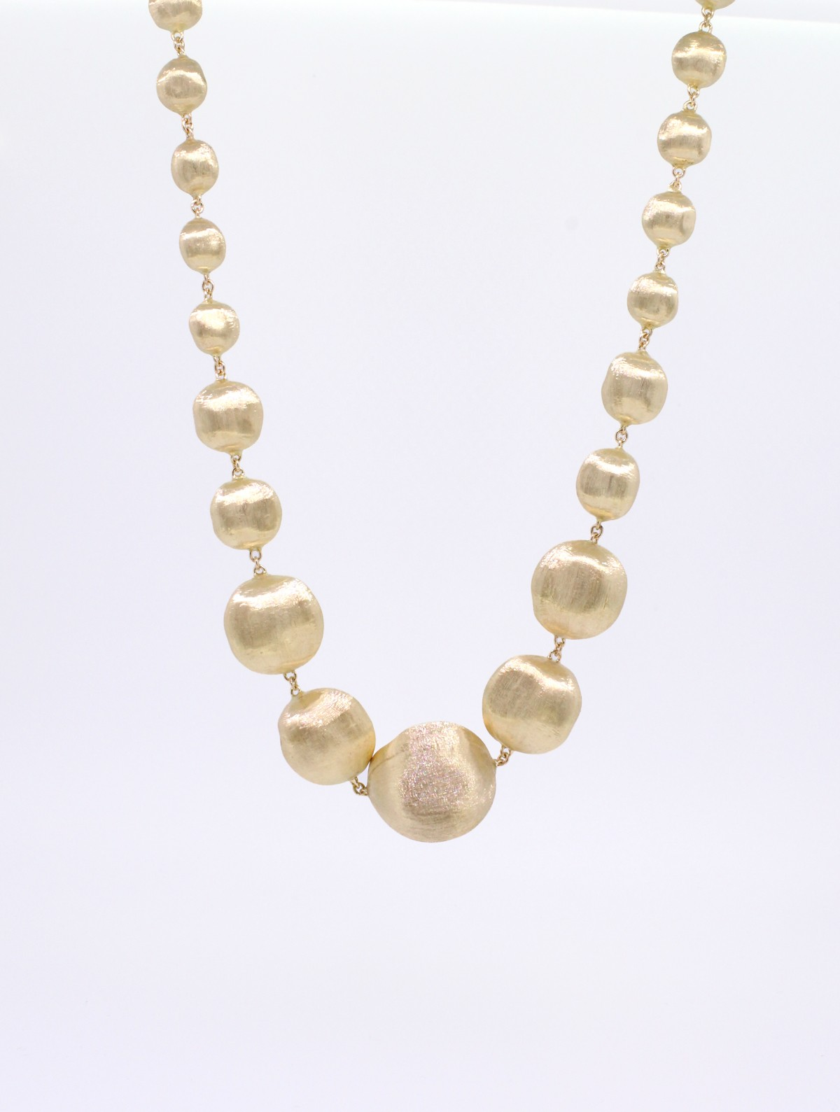 Kette Africa 18ct Gold - Marco Bicego - CB1329
