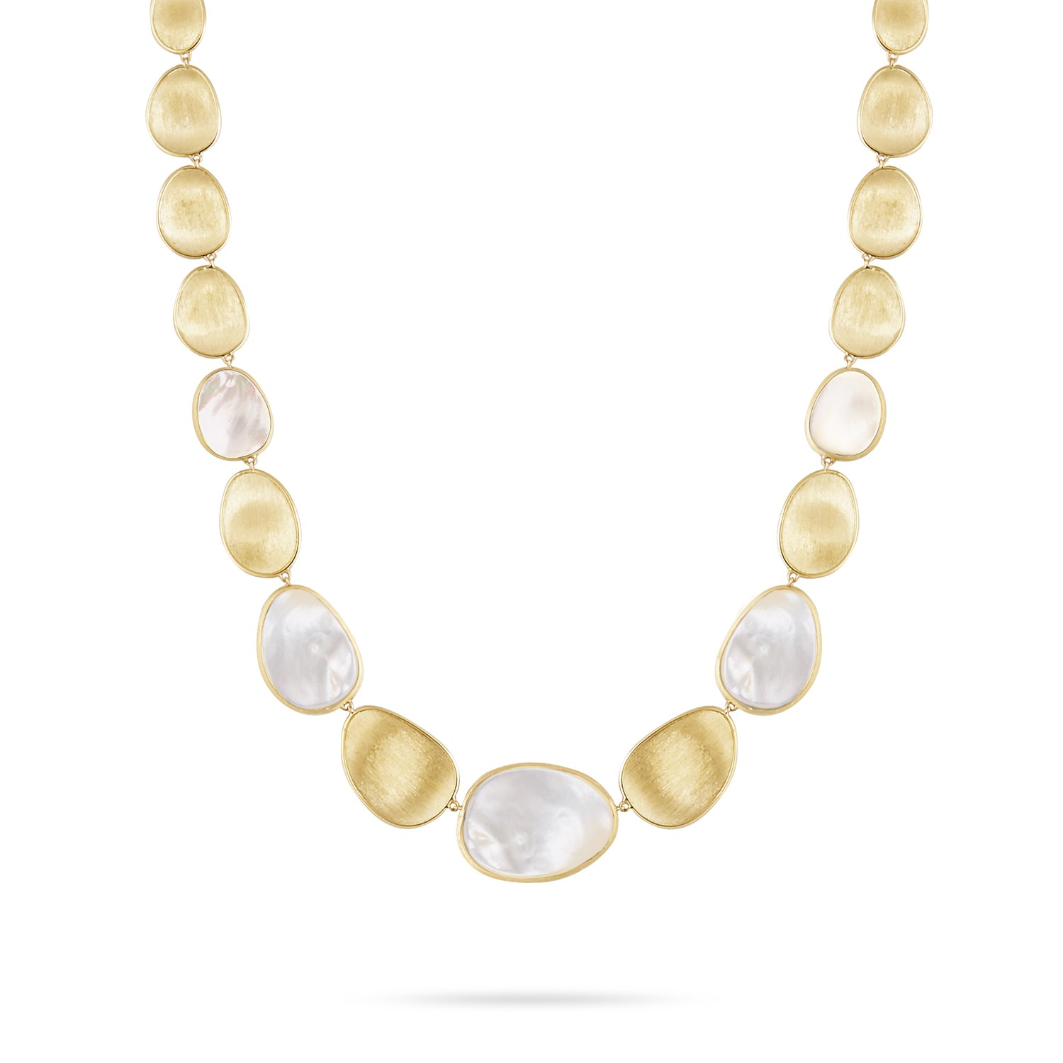 Kette Lunaria 18ct Gelbgold - Marco Bicego - CB1777-S-MPW
