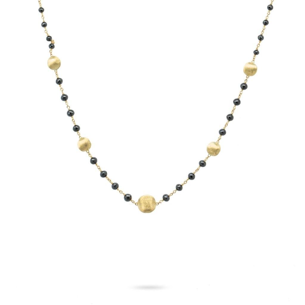 Kette Africa Diamanten schwarz - Marco Bicego - CB2281-LBNMIX