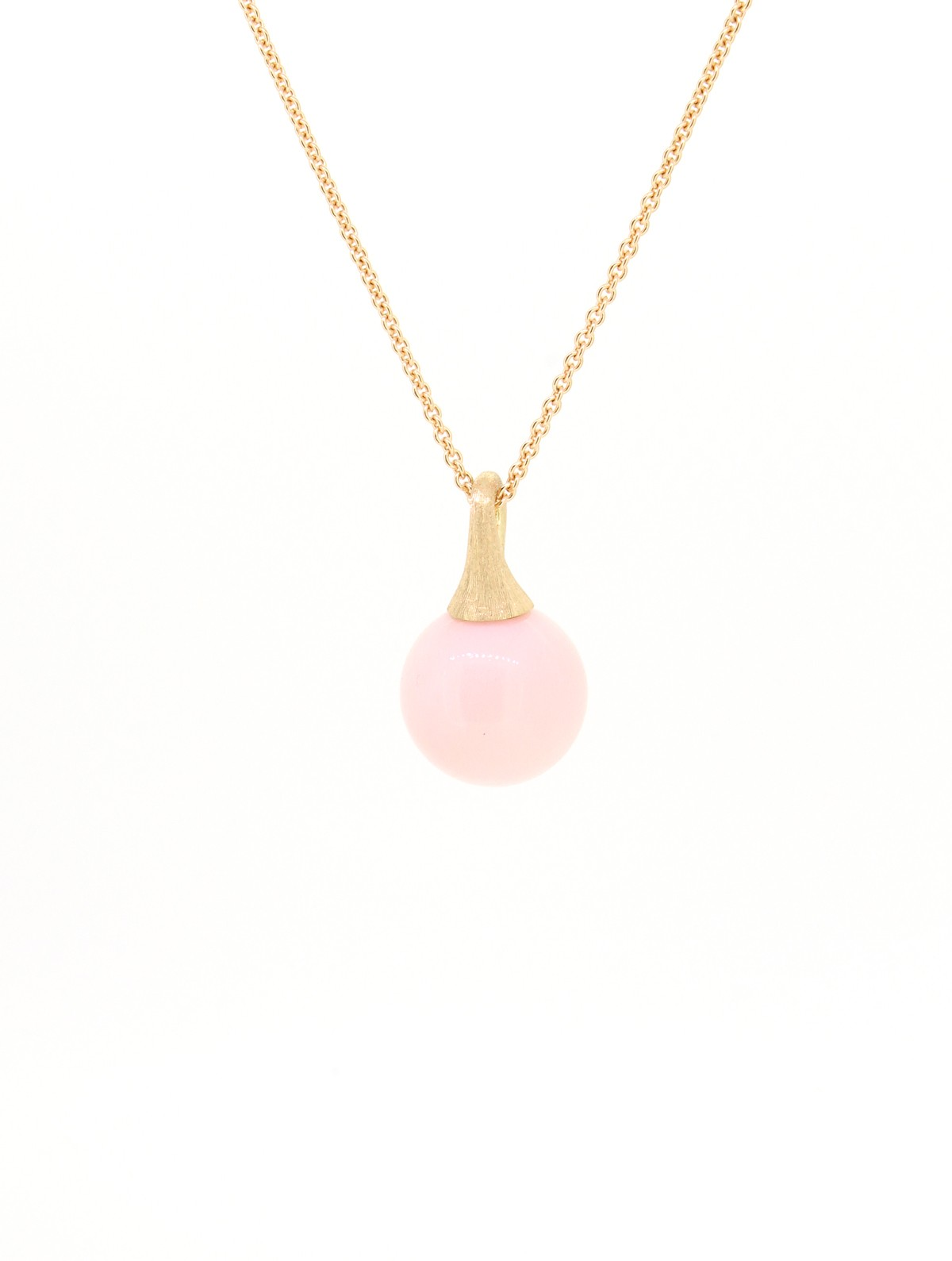 Kette Africa pink Opal 18ct Go - Marco Bicego - CB2493OP01