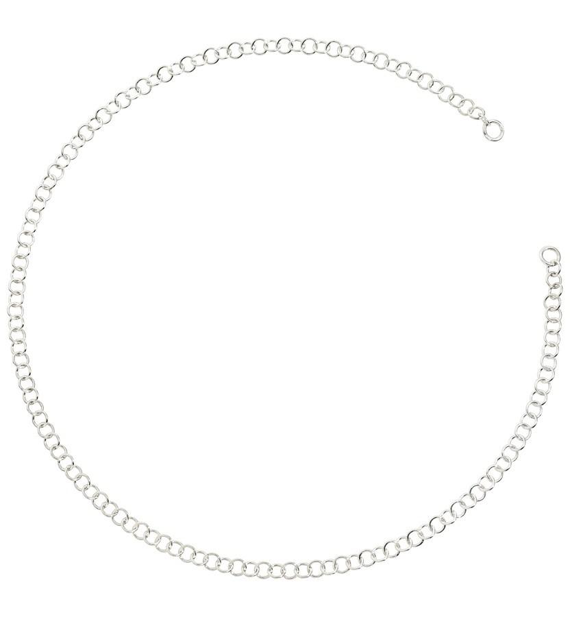 Kette 39cm 925 Silber - Dodo - D.SEG39/A/K