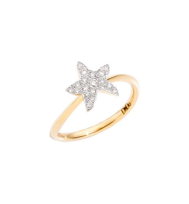 Ring Precious Icon Star - Dodo - DAC0011STARSDB0OG