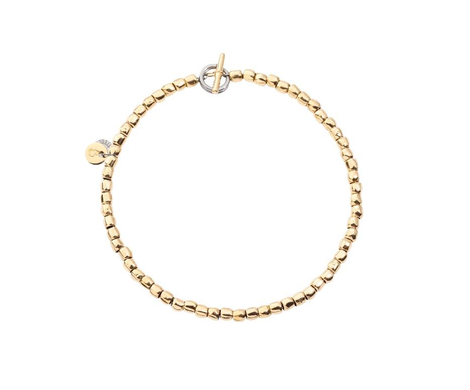 Armband Mini Granelli Gold - Dodo - DBBAC/OG5/M