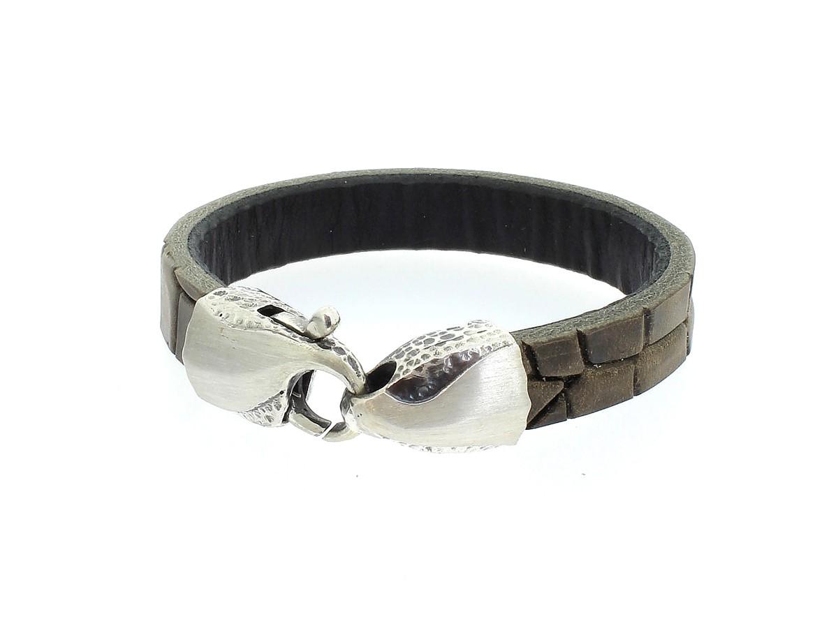 Armband Lobster Claw Silber - Elf Craft - DF269.456.13
