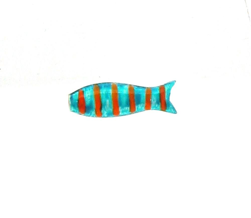 Anhänger Kleiner Fisch Silber - Sabine Scheuble - F10007SETS