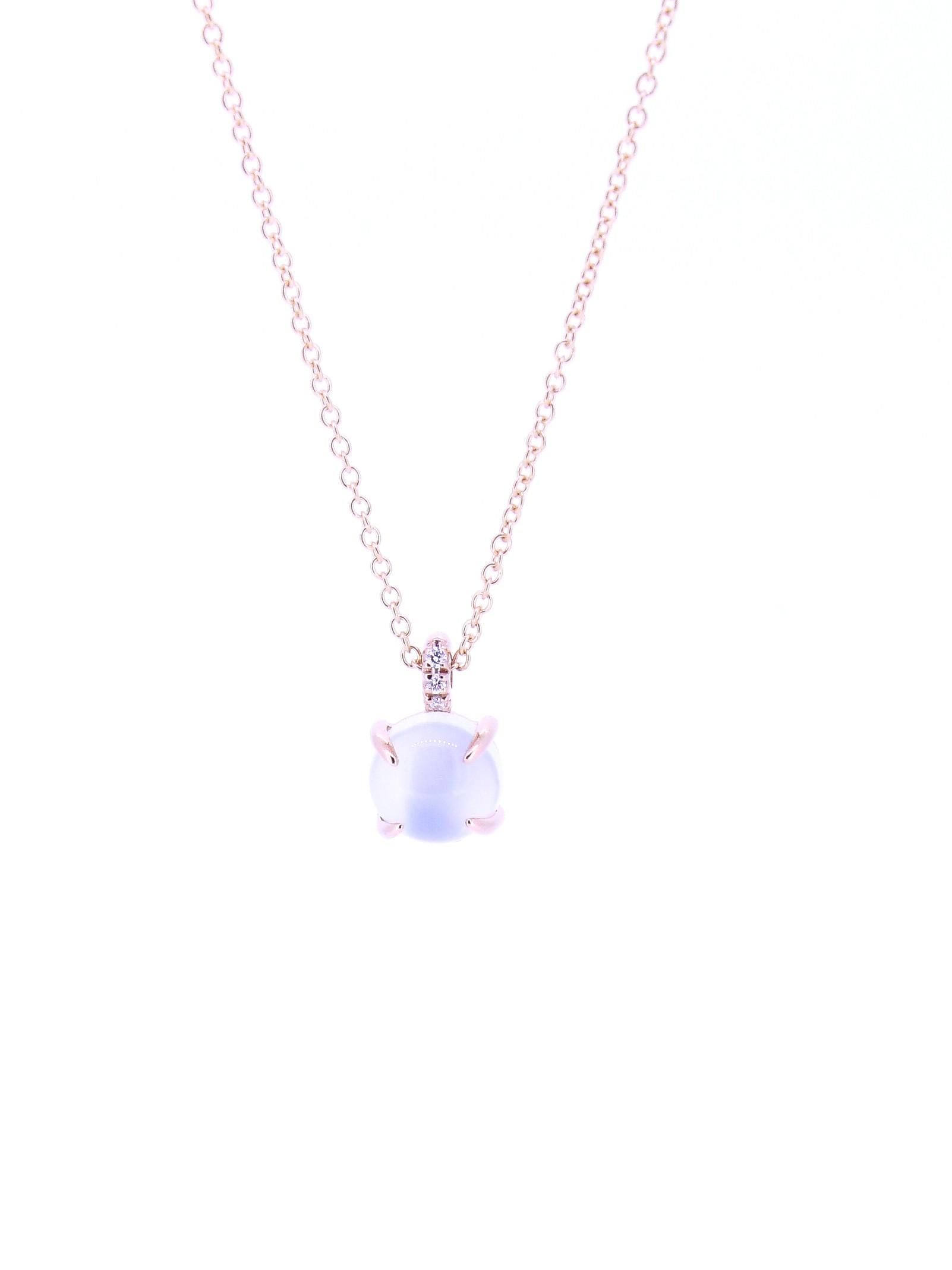 Kette Candy Baby Mondstein - GalerieVoigt - FC1779R04001