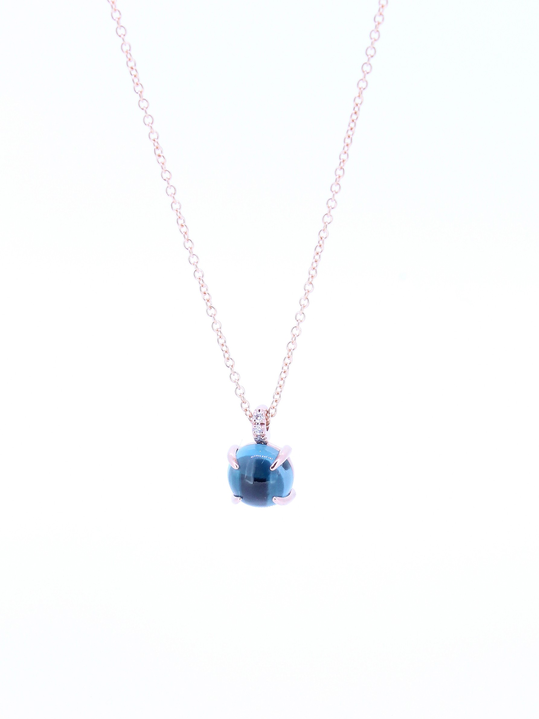 Kette Candy Baby London Topas - GalerieVoigt - FC1779R14001
