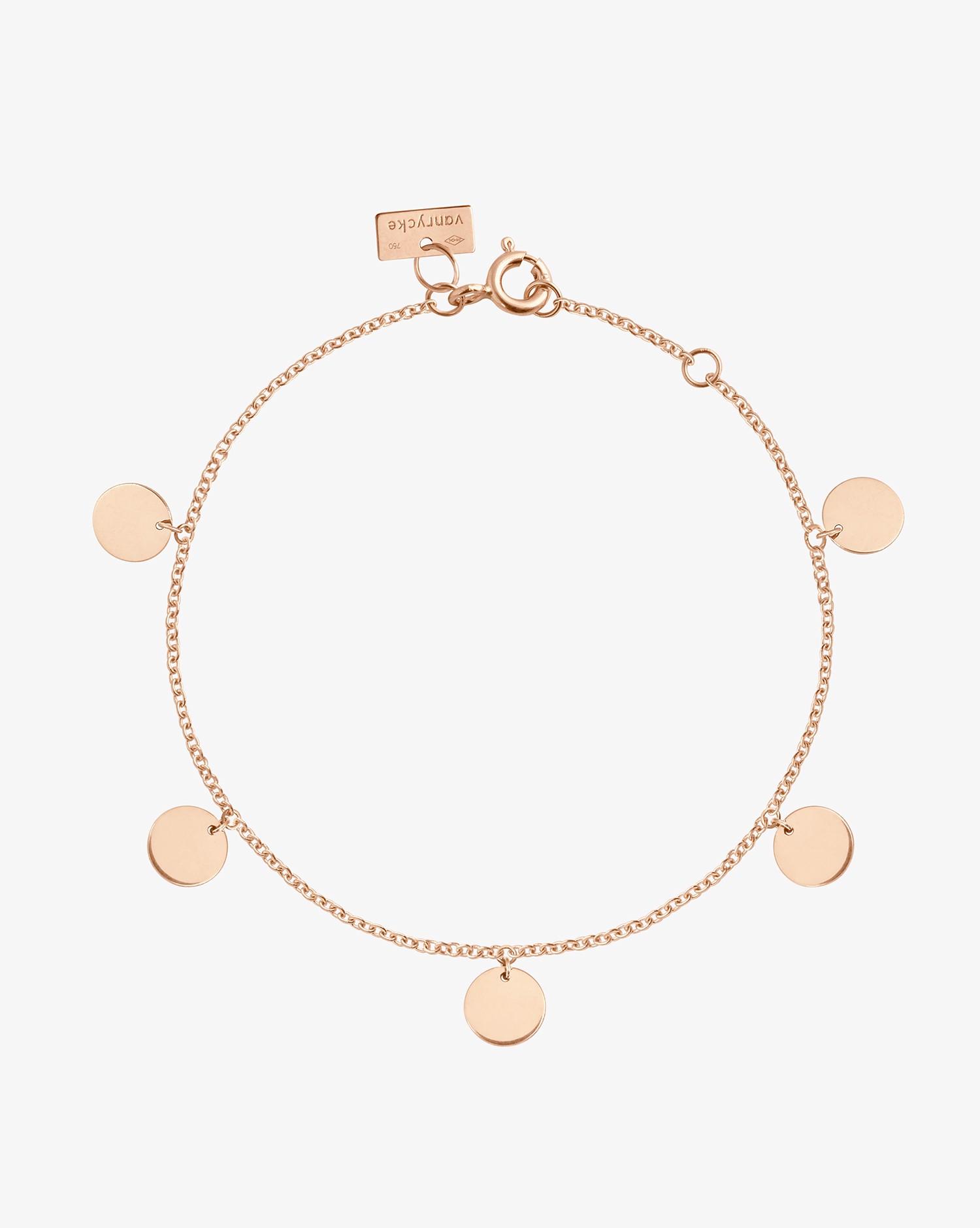 Armband Marrakech 18ct Gold - vanrycke - GM4R0-01