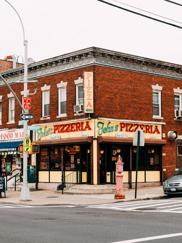 John's Pizzeria New York ©The New York Pizza Project
