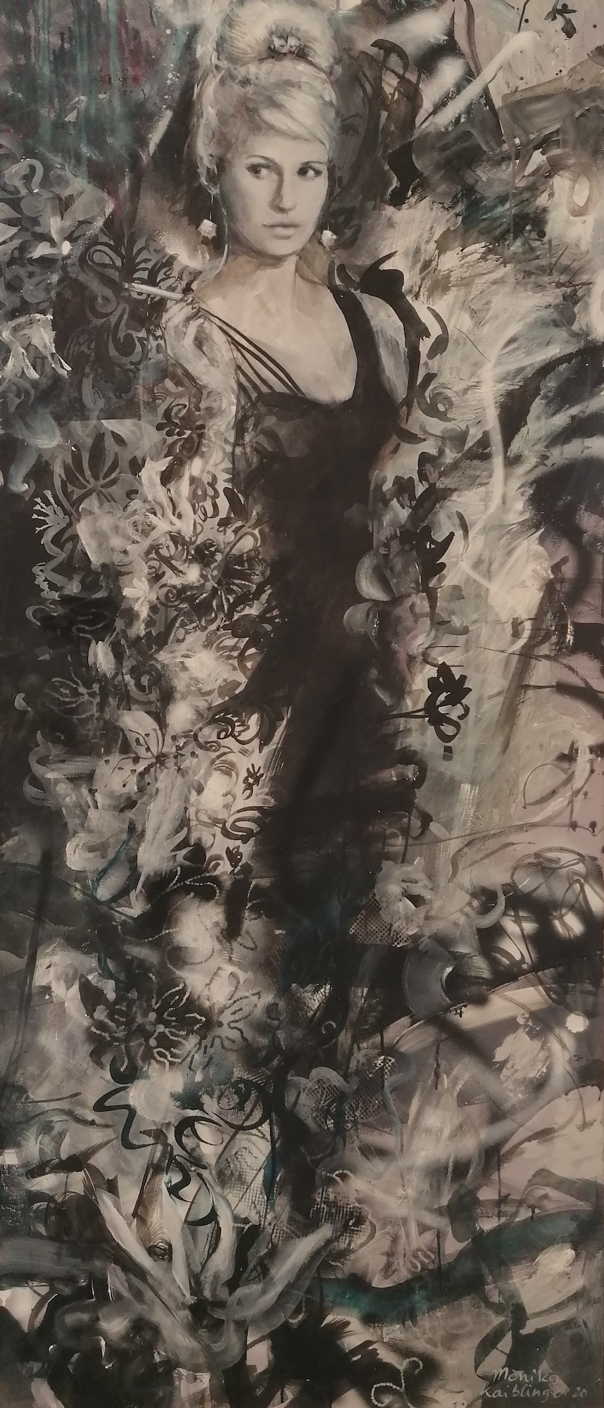 Kaiblinger, Monika,Kunst Galerie Voigt Nürnberg