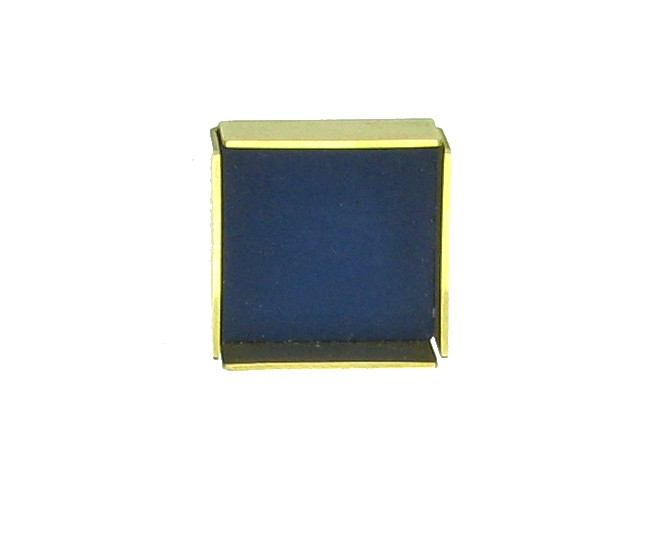 Anhänger Monochrom 18ct Gold - Carl Dau - M-AN-Q11Ablau