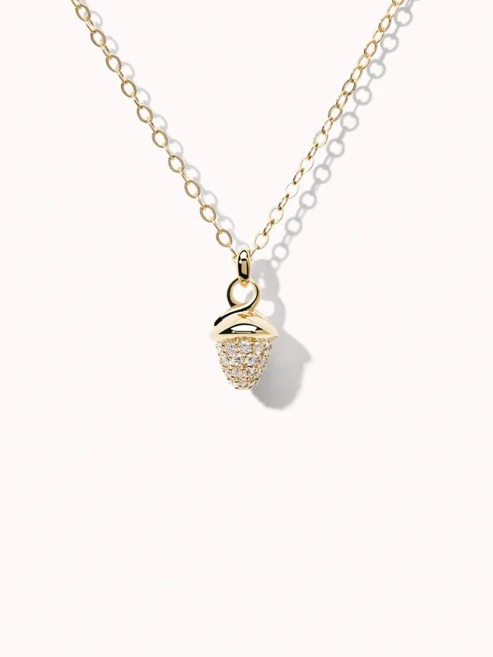 Kette My Mikado Diamant Gold - Tamara Comolli - N-MM-p-yg