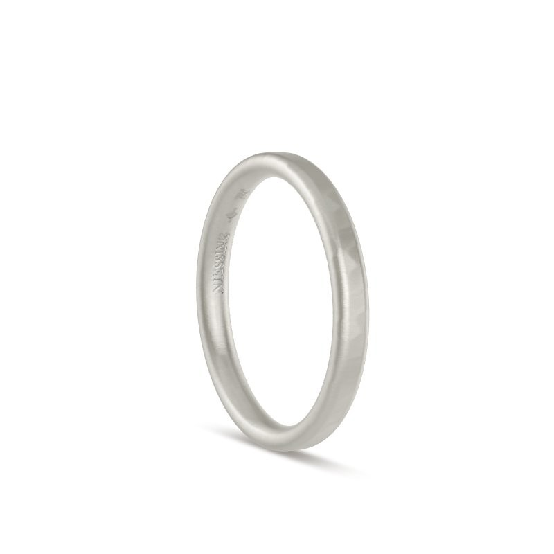 Ring Rechteck soft Graugold - Niessing - N231581.2.5.grau