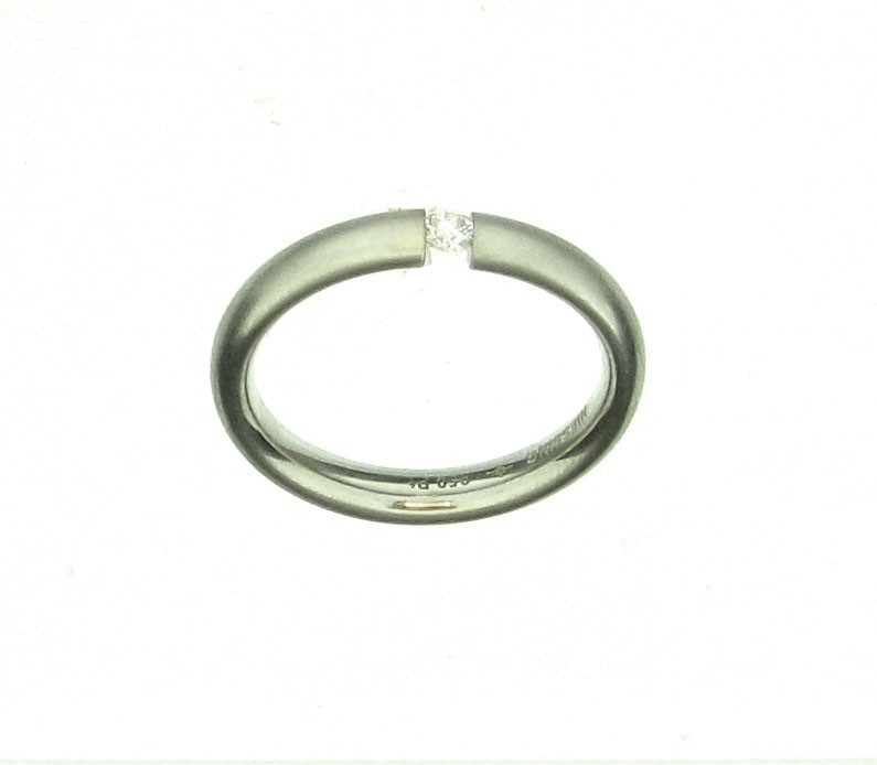 Spannring S Oval 950 Platin - Niessing - N281993-0,08