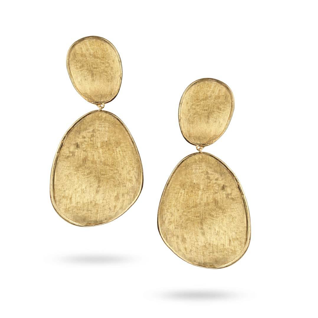 Ohrringe Lunaria 18ct Gold - Marco Bicego - OB1347