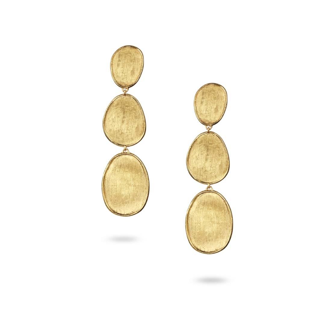 Ohrringe Lunaria 18ct Gold - Marco Bicego - OB1349