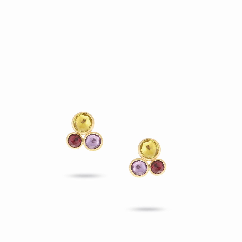 Ohrstecker Jaipur 18ct Gold - Marco Bicego - OB1519MIX176