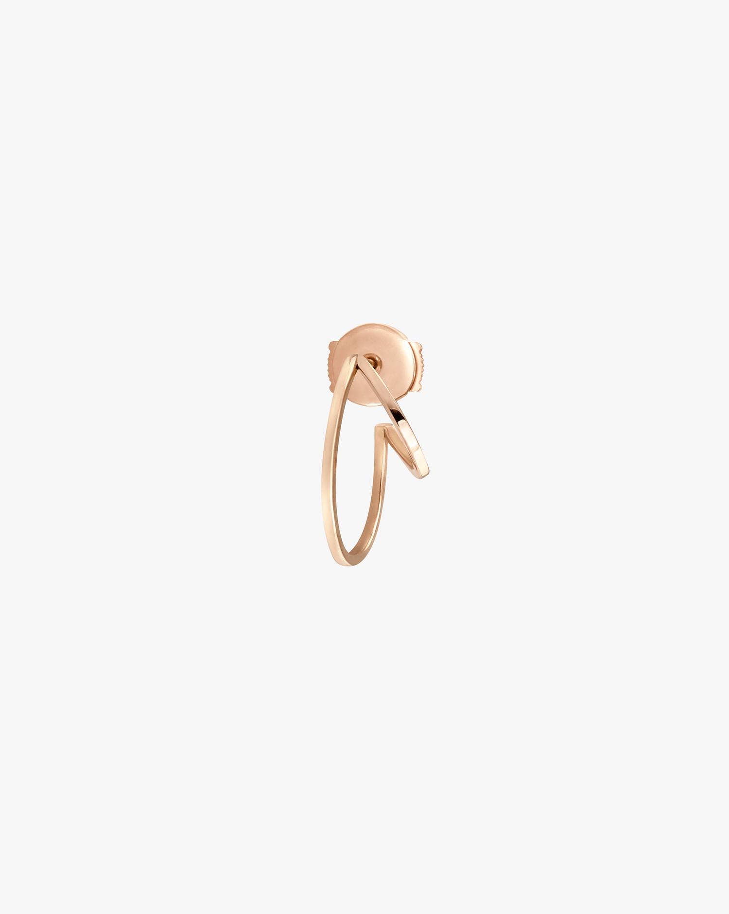 Ohrringe Styloide 18ct Gold - vanrycke - OS3R0-04