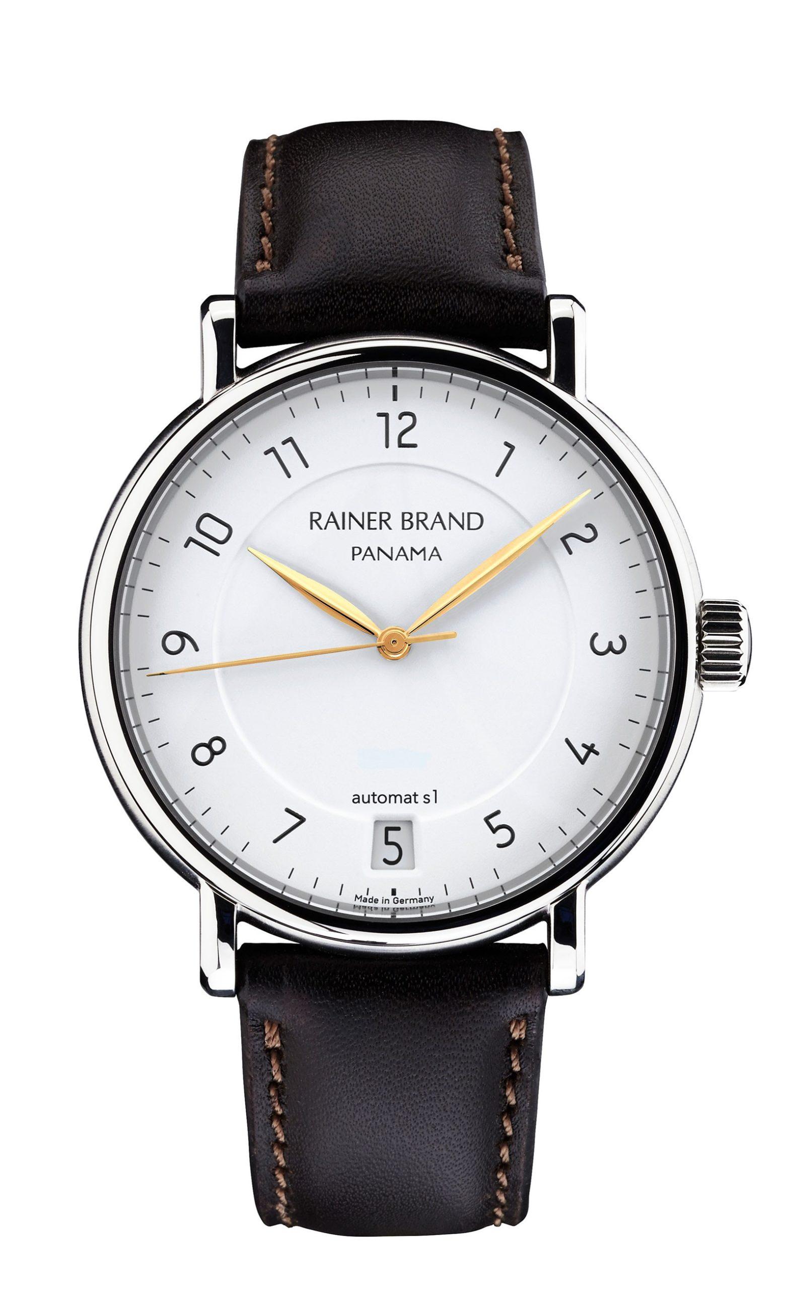 Automatik PANAMA 40mm - Rainer Brand - RB17SA4