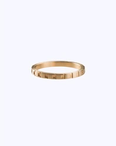 Ring 925 Silber goldplattiert - Jasmina Jovy - RIDC02ag.gp