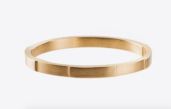 Ring Decode Silber vergoldet - Jasmina Jovy - RIDC06ag.gp