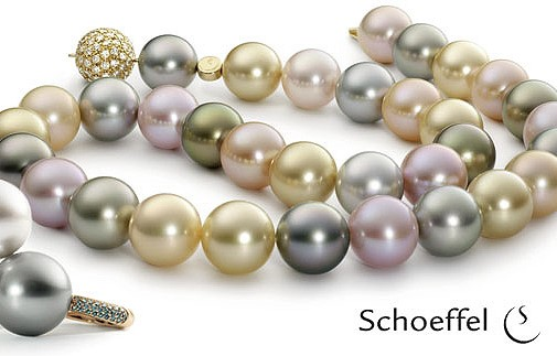 Schoeffel, Perlen, Schmuck, Galerie Voigt, Nürnberg
