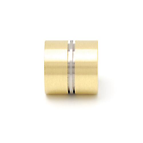 Anhänger Zylinder 18ct Gold - Carl Dau - ZA-K10