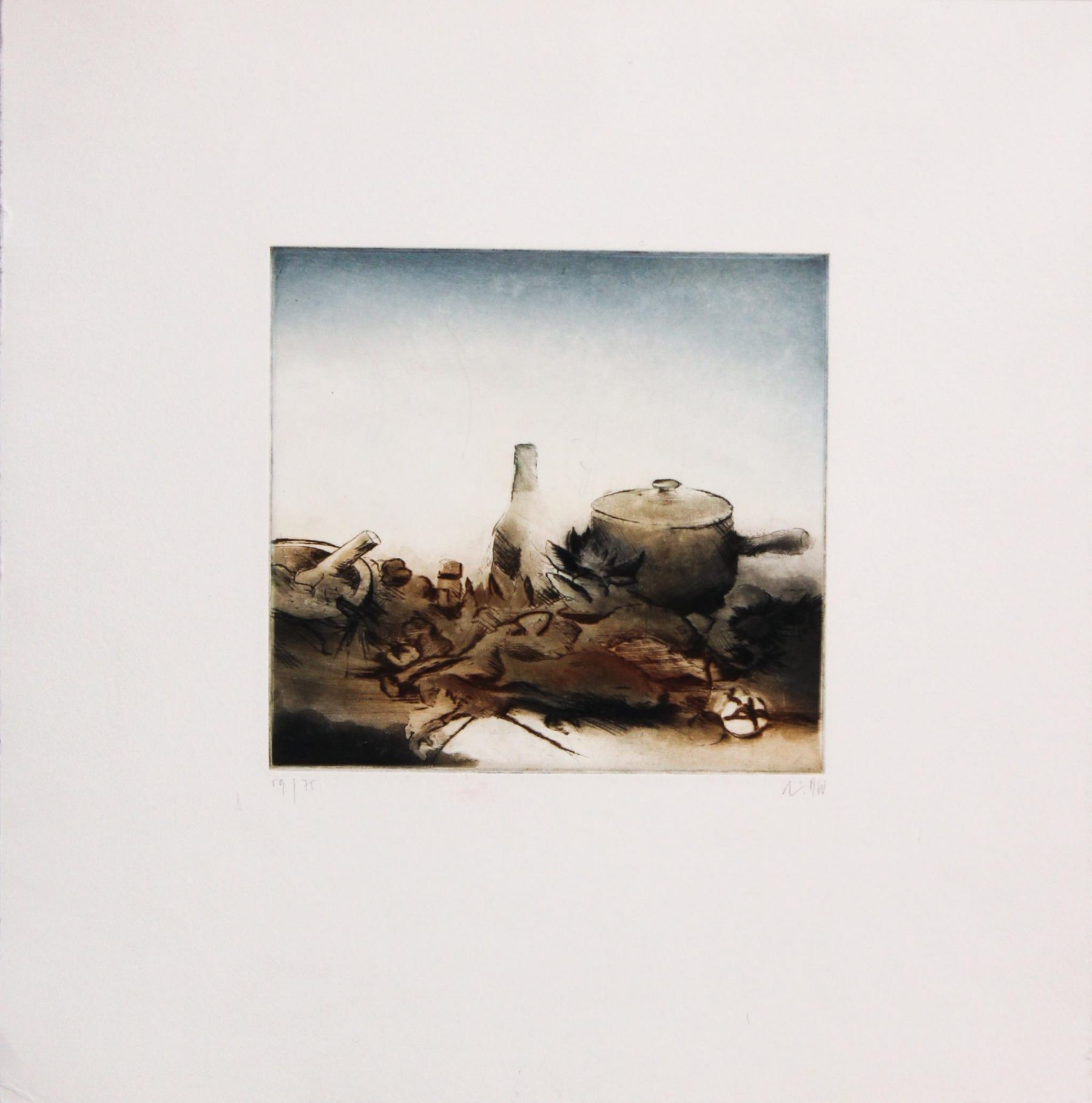 boullaba - Lichtner-Aix, Werner - k-03143