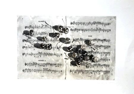 Konkrete Partitur - Janoskova - k-03594