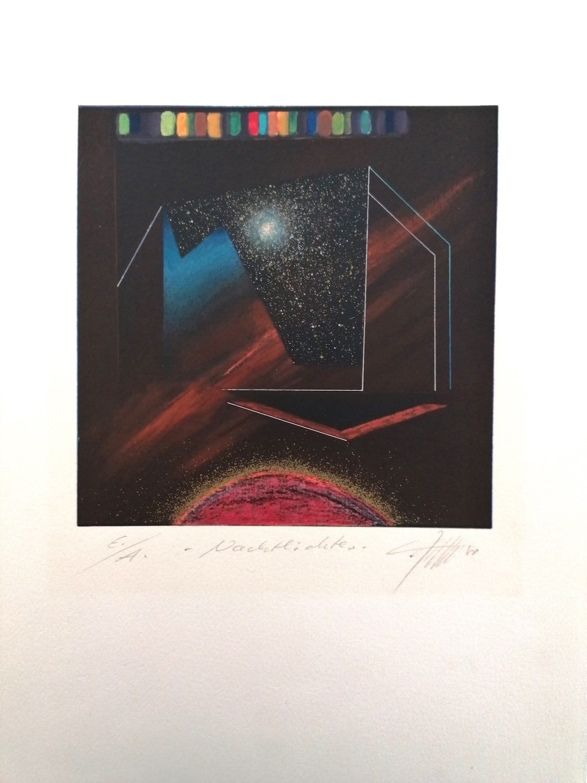 Nachtlichter - Foeller, Peter - k-04390