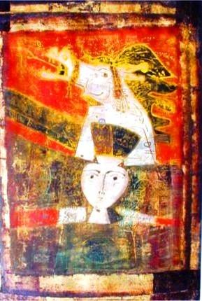 König und Pferd - Berber, Mersad - k-05268